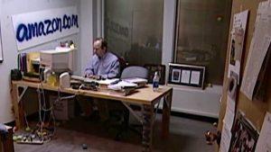 Jeff Bezos dan amazon