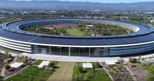 kantor pusat Apple di Apple Park California