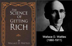 Wallace Delois Wattles Penulis Ilmu Menjadi Kaya