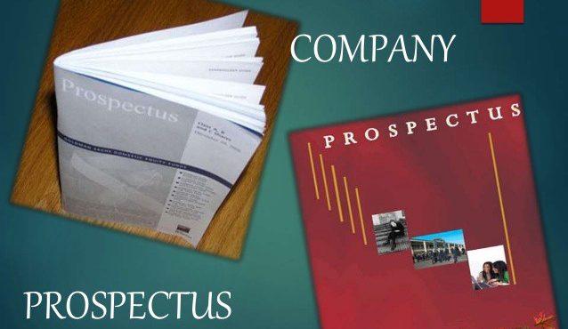 prospectus dan fund fact sheet pada reksadana