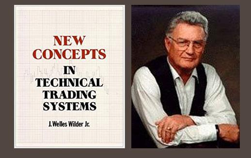 J. Welles Wilder teknikal analisis yang menciptakan enam indikator teknikal trading