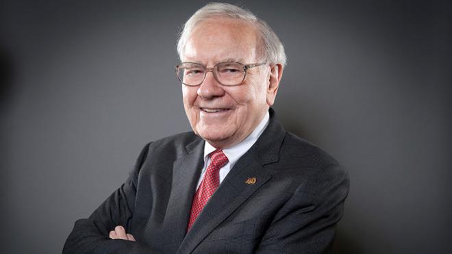 Warren Buffet Sang Legenda Investor dari Omaha