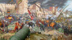 senjata meriam oban dalam penaklukan konstantinopel