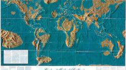 peta dunia di masa depan