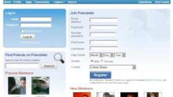 Friendster jejaring sosial
