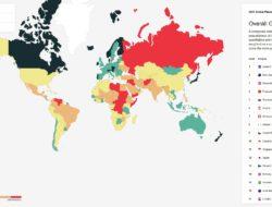 10 Negara Paling Damai di Dunia, Indonesia dimana?