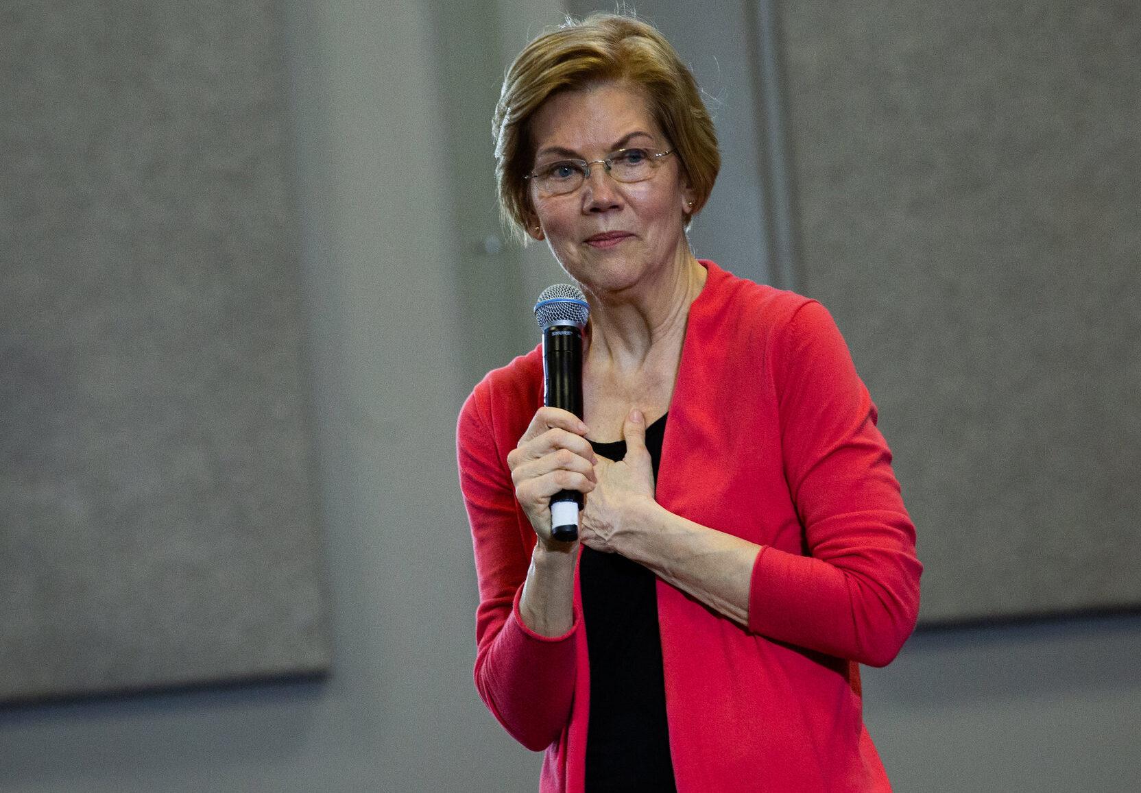 Elizabeth Warren dan aturan 50/30/20