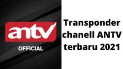 Frekuensi Transponder Antv Telkom 4 2021