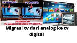Migrasi TV Analog Ke Digital Gratis Dan Bersubsidi