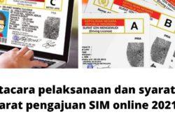 Daftar Biaya Pembuatan SIM dan Rincian Syaratnya