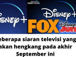 14 Channel TV yang akan Hilang di Indonesia pada 1 Oktober 2021