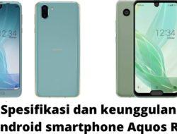 Smartphone Terbaru Aquos R2 Compact dengan Sistem Android Pie yang Canggih