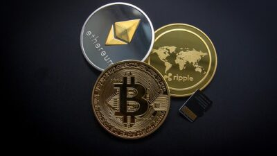 Cek! Ethereum Bikin Geger Market Crypto Hari Ini
