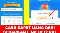 Cara Dapat Uang Dari Sebarkan Link Referal di Aplikasi DANA-dc82ec8b