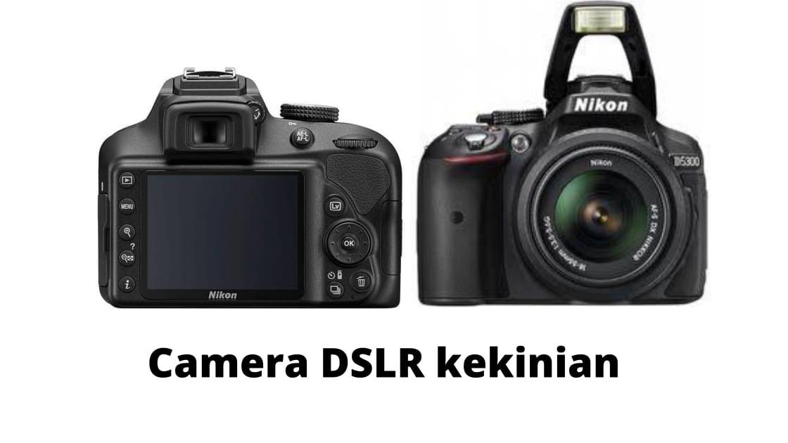 Rekomendasi Kamera DSLR Digital Untuk Pemula yang Hobi Hunting Grafer